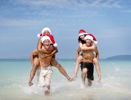agoda expose Bali's favorite Christmas company